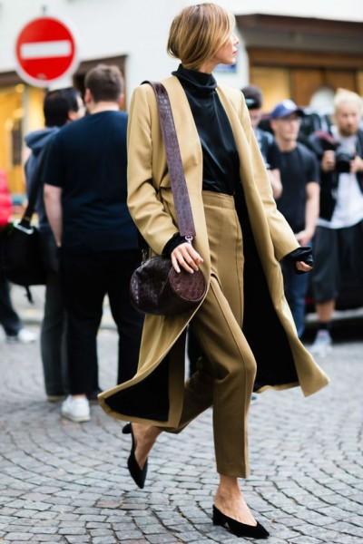 Классический фасон в одежде