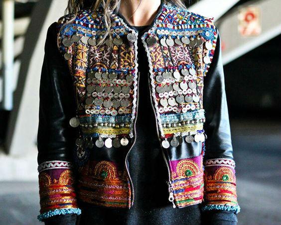 Восточные мотивы в одежде