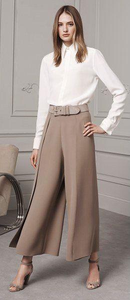 Оригинальные брюки для девушки