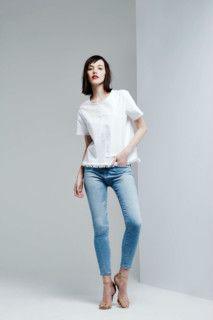 Стильные джинсы на весну