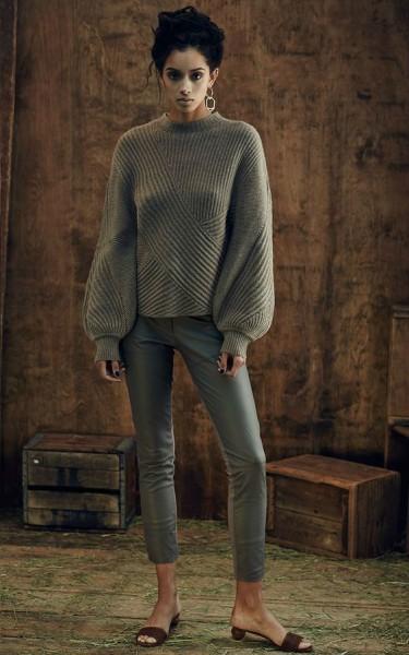 Джемпер для базового гардероба