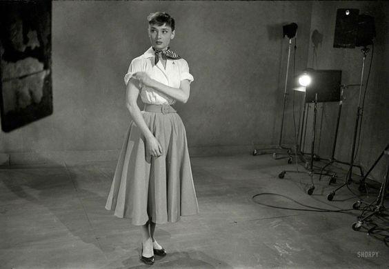 Одри Хепберн стиль одежды фото