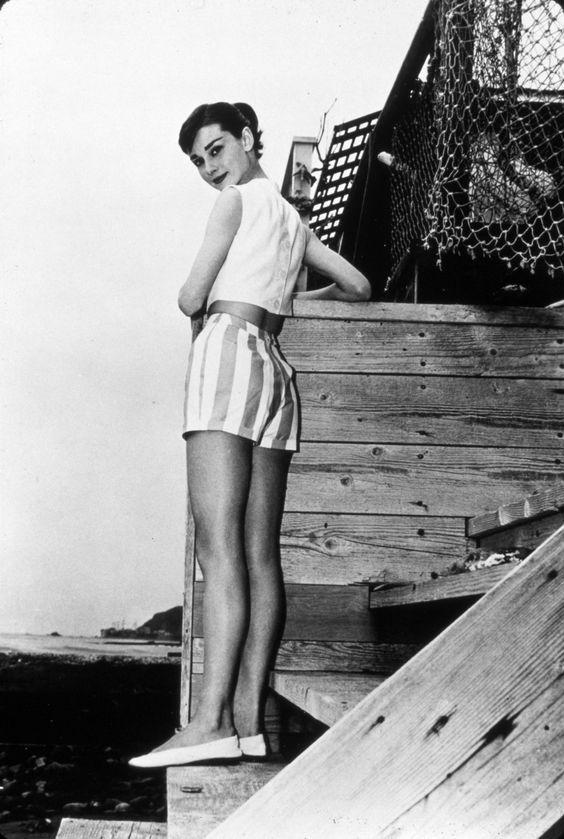 балетки от Одри Хепберн