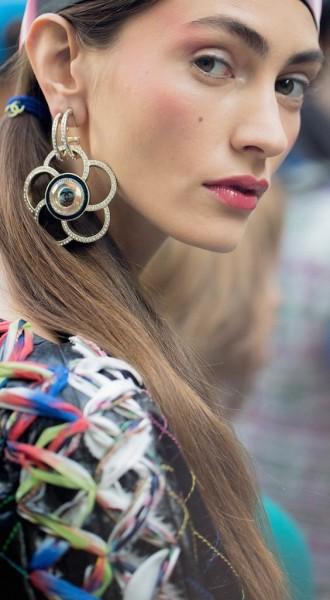 Топ-15 модных трендов макияжа 2017