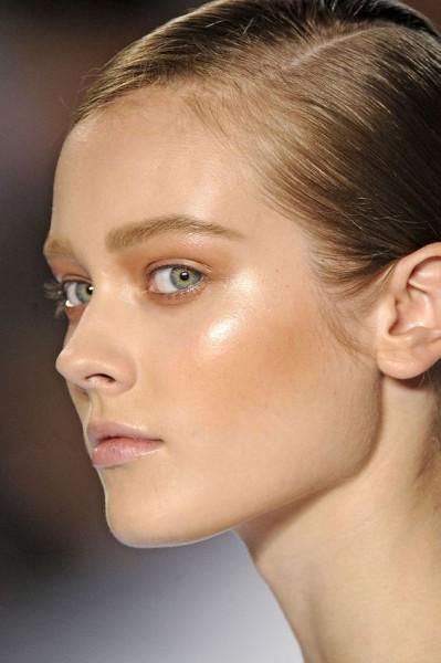 Сияние кожи макияж