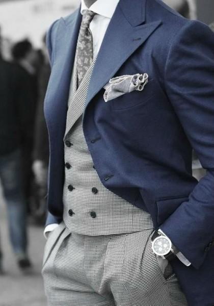 жилет костюмный мужской