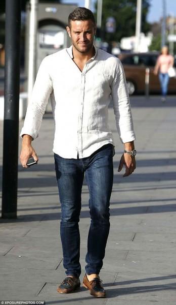 джинсы классического покроя