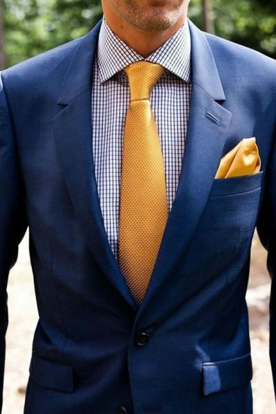 выразительный галстук