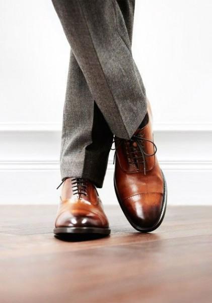 модели классической обуви
