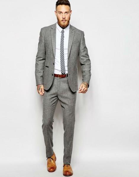 цвет классического мужского костюма