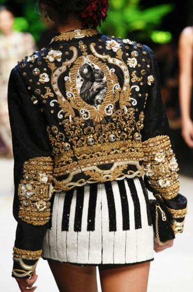 средневековый стиль в одежде