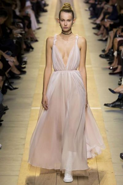 полупрозрачные платья фото