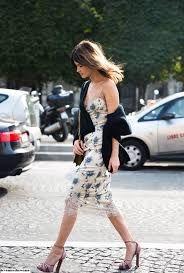 платье в стиле сорочки