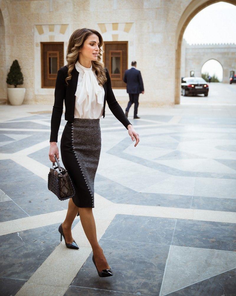 официально деловой стиль одежды +для девушек