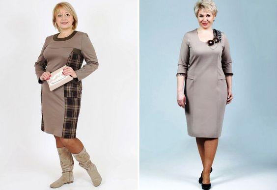 красивые платья для женщин 50 лет