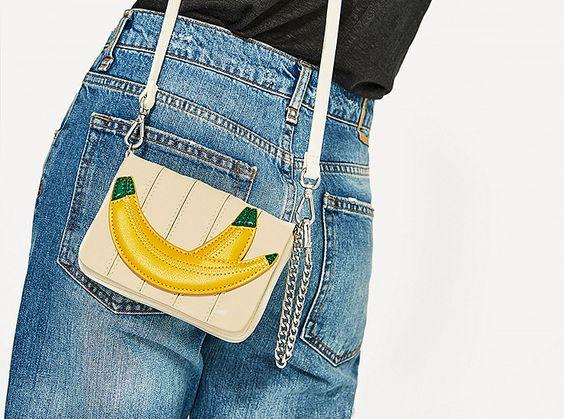 контрастная сумка
