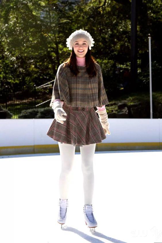 в чем пойти кататься на коньках