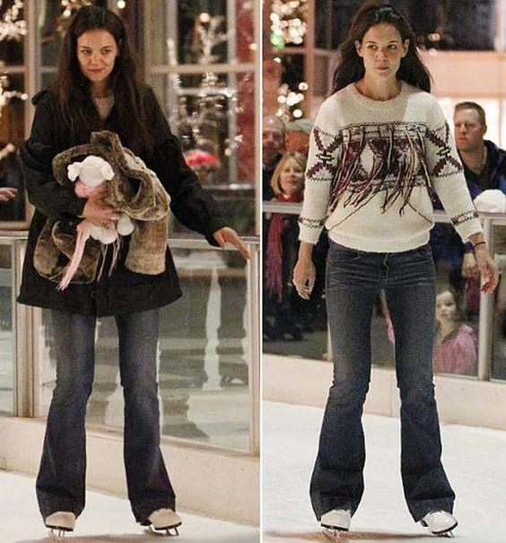 стильные зимние образы для девушек