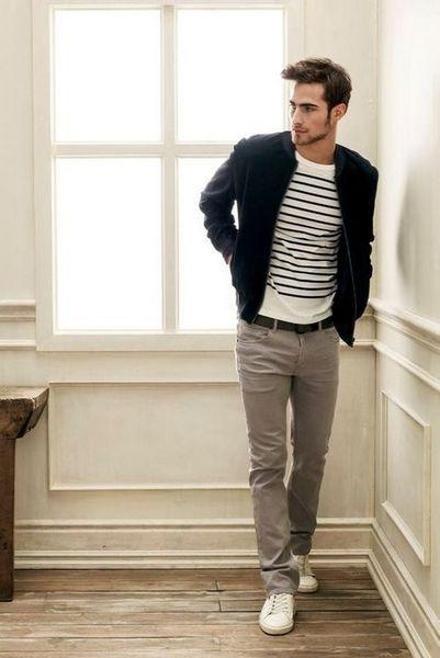 повседневный стиль одежды для мужчин