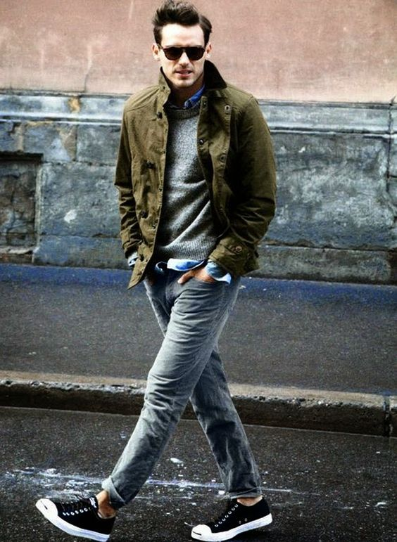 нормкор стиль одежды