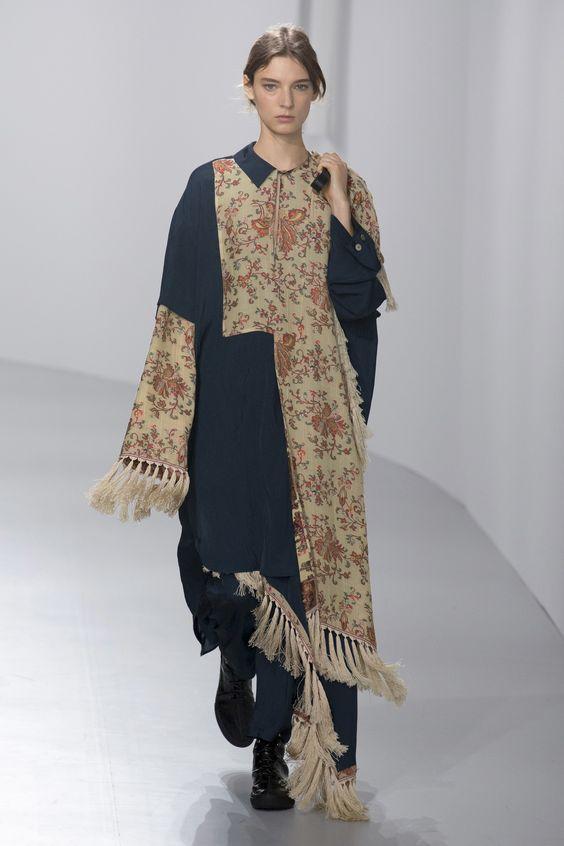 модные коллекции одежды 2018