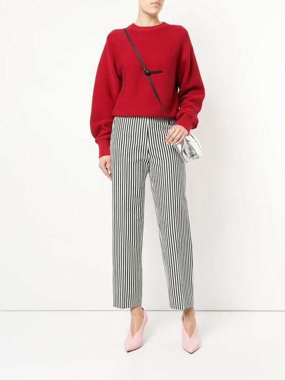 какие брюки подходят девушкам-яблокам