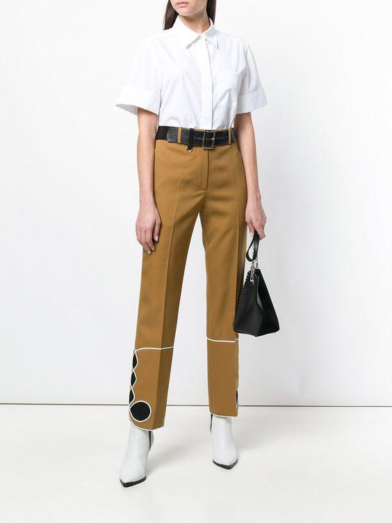 какие брюки называют классическими,