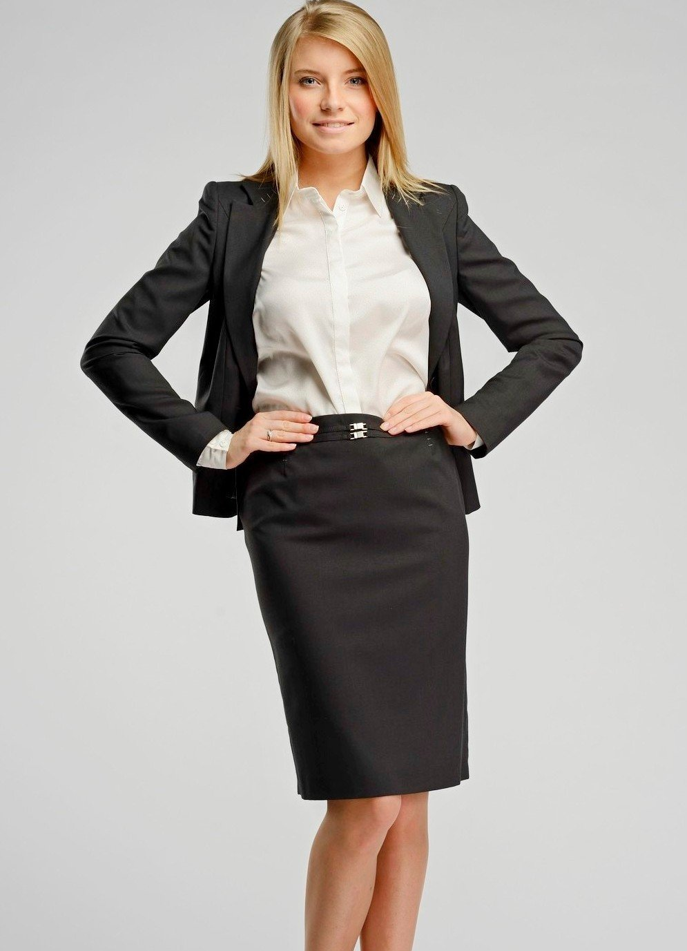 woman business formal